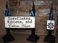 #Winter #Christmas #DIY I love this quote!  Will definitely be using it come Christmas :)