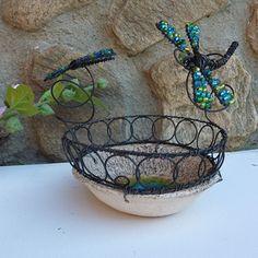 Zboží od monna69 Decorative Bowls, Planter Pots, Home Decor, Interior Design, Home Interior Design, Plant Pots, Home Decoration, Decoration Home, Interior Decorating