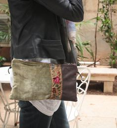 Handmade bag by Almondstuff.Barcelona. Handmade Handbags & Accessories - http://amzn.to/2iLR27v