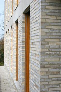 Zentralrendantur Emsdetten|Referenzen|Fassaden-Projekte|Klinkerwerk Hagemeister