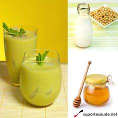 Suco para a menopausa