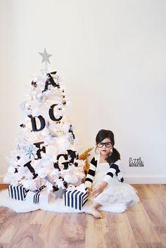 Alphabet-Christmas-Tree