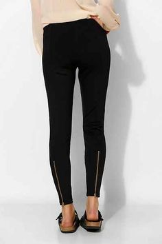 Silence + Noise Ankle-Zip Legging - Urban Outfitters | Get up to 11.2% Cashback when you shop at Urban Outfitters as a DubLi member! Sign up for FREE today! www.downrightdealz.net