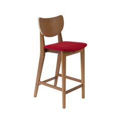 Cadeira Maria Média - FJ Pronto pra Levar! #design #brasileiro #móvel #madeira #decoração #fernandojaegerdesign