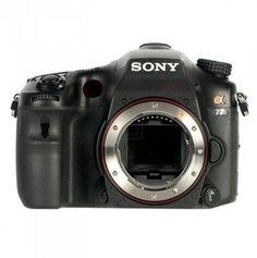Sony Alpha SLT-A77VK + 18-55