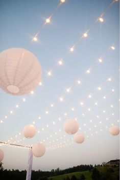outdoor wedding Your Ultimate Guide To Wedding Lighting - Bridal Musings Bridal Musings, Pink Party Decorations, Quinceanera Decorations, Quinceanera Party, Reception Decorations, Sparkle Decorations, Quince Decorations, Simple Wedding Decorations, Engagement Party Decorations