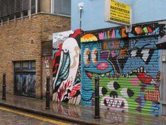 Street Art of London.