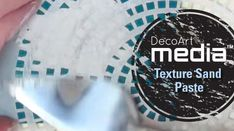 Discover Media Texture Sand Paste