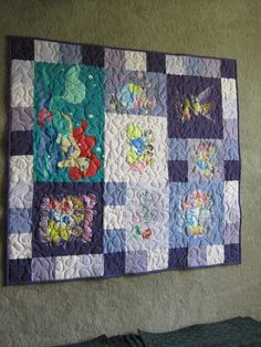 Back of Disney Princess Quilt | Theme Quilts | Pinterest | Shirt ... : disney princess quilt - Adamdwight.com