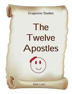 Free Twelve Apostles eLesson (Expires 1/31/13)