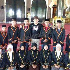 Muh. Zabir Ikbal, Ketua DPC Hanura Bulukumba, Silaturahmi Bersama Santri-Santri Pesantren.