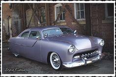 STYLISH KUSTOMS: Jim Thompson's Shoebox Ford...