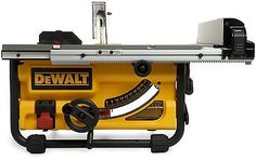 DIY  Tools Dewalt 745 Saw
