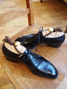 Diamond Toe by Bolero Bespoke Shoe & Bootmaker