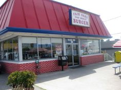 Fair Oaks Burger - 2560 N. Fair Oaks, Altadena, CA -- GOOD fast food, Mexican, Chinese and American.