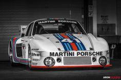 https://flic.kr/p/qX5W2n | Martini Porsche 935/77 | 1977 Martini Porsche 935 Le Mans car on display at Brands Hatch
