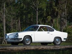 1961 Abarth 850 Allemano coupé - Google Search