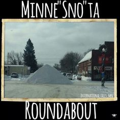 Minnesota roundabout