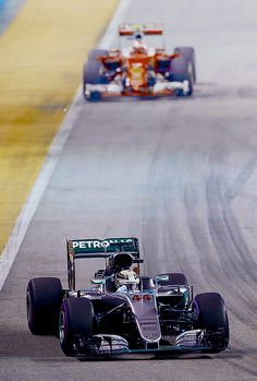 the beauty of Formula 1 in pictures — F1 Grand Prix of Singapore