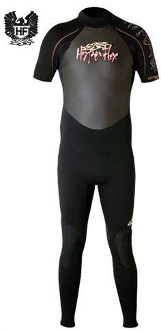 f83e4edaa5f Hyperflex Cyclone 2mm Men s Short Sleeve Wetsuit
