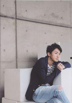 「ピクトアップ」june 2012 大野智