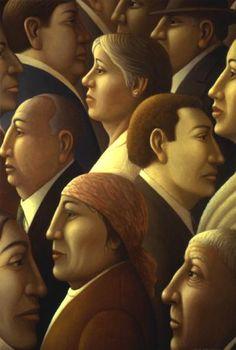 George Underwood - British Surrealist Painter