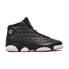 sale retailer f7884 471f3 Air Jordan 13 XIII Retro Playoffs Mens Shoes The shoe, which hasn t been  available through retail in 13 years, sports a black tumbled leather and