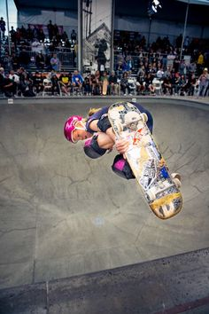 The 2015 Vans Pool Party. Poppy Starr Olsen. Photo: Ian Logan This girl is awesome  /Asiaskate/