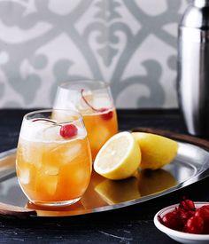 Signature drink: Mama Baba's Amaretto Sour - Gourmet Traveller