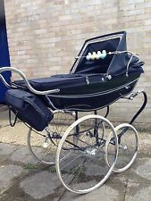 Silver Cross  Rare  Super Burley Coach Built  Pram  My Aunt really likes this one http://www.geojono.com/