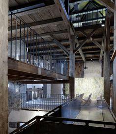 Artenne © Markus Bstieler Feldkirch, Stairs, Home Decor, Bregenz, Farm Cottage, Architecture, Stairways, Homemade Home Decor, Ladder
