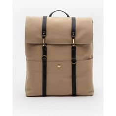 Mismo M/S Backpack In Khaki