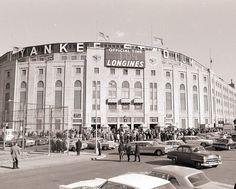 Yankee Stadium, 1963.