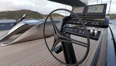 Angels share superyacht from Wally