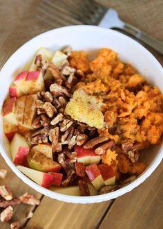 Whole 30 Breakfast, Sweet Potato Breakfast, Breakfast Potatoes, Breakfast Bowls, Healthy Breakfast Recipes, Paleo Recipes, Mexican Breakfast, Brunch Recipes, Breakfast Sandwiches