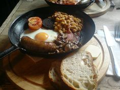 A typical Full English has approximately 1190 calories. | 23 Delicious Facts About The Full English Breakfast