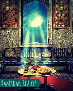 """ISLAMIC Quote: """"Ramadan Ready?"""" _____________________________ Reposted by Dr. Veronica Lee, DNP (Depew/Buffalo, NY, US)"""