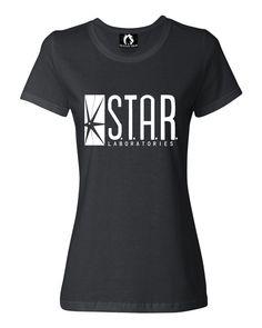 79aaf9fe874c Womens Star Labs T-Shirt