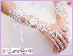 Elegant Bridal gloves long gloves wedding by PerfectBrideBoutique, $215.00