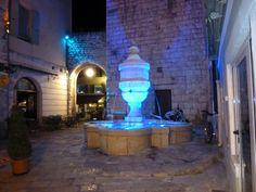 La Fontaine du Peyra - Vence, Provence