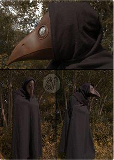 Plague Doctor by Nymla.deviantart.com on @deviantART