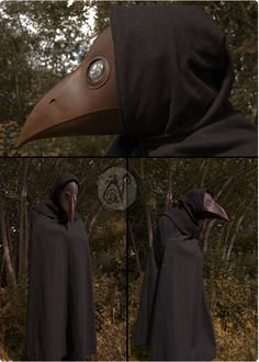 Plague Doctor by Nymla.deviantart.com on @deviantART