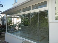 You want your balcony to be open? This is the way! With our system you can open the windows any time, Full openning only with Imar CamBalkon company