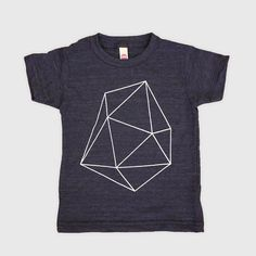 Cool Geometric TShirt Kai by BellySesame on Etsy, $25.00
