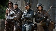The Musketeers Series 2 has just started on the BBC. You can catch the episodes on iPlayer and if you enjoy it try the book by Alexandre Dumas. You can read it online or download the ebook for FREE from Project Gutenberg in English or French if you want a real challenge!