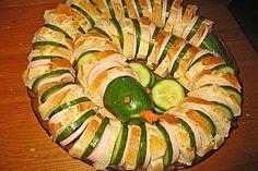 Gurkenschlange 'Kaa' (Rezept mit Bild) von affengsicht   Chefkoch.de