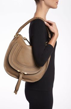 Chloé 'Medium Marcie' Leather Hobo | Nordstrom