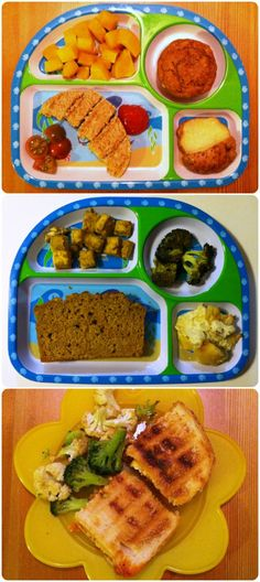 Share Tweet + 1 Mail It's been two weeks since I've published a toddler meals post. I'm back today, to show you what my ...