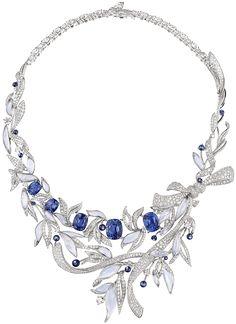"Chaumet | High Jewellery ""La Nature de Chaumet"""