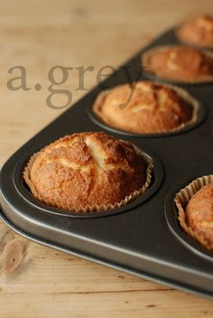 Gluten Free Recipes, Healthy Recipes, Healthy Baking, Free Food, Muffins, Cupcakes, Dessert, Cookies, Breakfast
